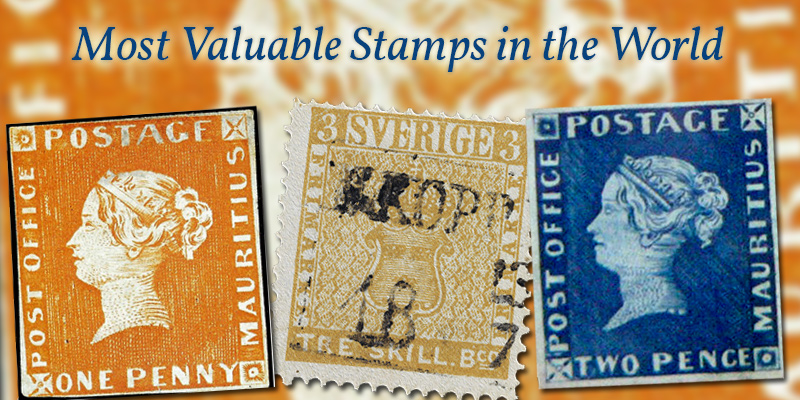 Some of the Most Valuable Stamps in the World | Stamp Auction
