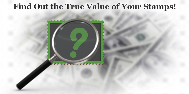 How To Evaluate Your Stamps Stamp Auction