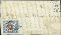 Corinphila Auction AG Day 5- Schweiz - Die Sammlung Erivan (Teil 1), Die Sammlung Jack Luder (Teil 5), Schweiz & Liechtenstein