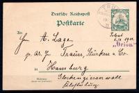 Georg Bühler Briefmarken Auktionen GmbH 27th mail bid auction