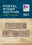 Mowbray Collectables Postal Stamp Auction #521