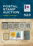 Mowbray Collectables Postal Stamp Auction #523