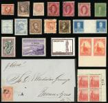 Guillermo Jalil - Philatino Auction # 2040 ARGENTINA: