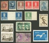 Guillermo Jalil - Philatino Auction # 2104 ARGENTINA: General auction with many