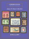 Cherrystone Auctions James R. Simon Collection of Worldwide Stamps and Covers