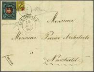 Corinphila Auction AG Auction 225 - Switzerland
