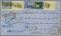 Corinphila Veilingen Auction 238: Netherlands 1867 issue and further
