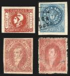 Guillermo Jalil - Philatino Auction #158 - ARGENTINA - Very interesting selection of classic stamps