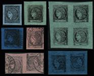 Guillermo Jalil - Philatino Auction #1810-  ARGENTINA: Stamps of the Province of CORRIENTES