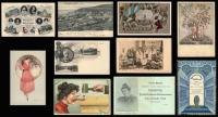 Guillermo Jalil - Philatino Auction #1816-  ARGENTINA + WORLDWIDE: Postcards, photos, books and more!