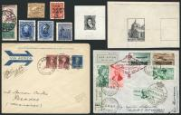 Guillermo Jalil - Philatino  Auction #1828 WORLDWIDE + ARGENTINA: General Winter auction