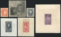 Guillermo Jalil - Philatino Auction #192 - ARGENTINA: important offering of stamps, proofs and covers of the