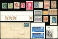 Guillermo Jalil - Philatino Auction #1921 ARGENTINA: small but very attractive auction