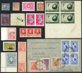 Guillermo Jalil - Philatino Auction #1929 ARGENTINA: general auction with very low starts!