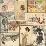 Guillermo Jalil - Philatino Auction #211-  ARGENTINA & WORLDWIDE POSTCARDS, PHOTOS AND OTHER ITEMS