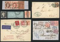Guillermo Jalil - Philatino Auction #213-  WORLDWIDE + ARGENTINA: First general auction of the year!