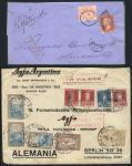 Guillermo Jalil - Philatino Auction #240-  ARGENTINA + WORLDWIDE: General auction of October!