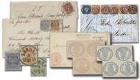 Postiljonen AB International Auction #212 - #215