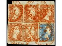 Soler Y Llach Spain and Ex Colonies #470-1