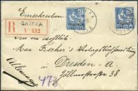 Tel Aviv Stamps Ltd. Auction #44