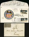 Vaccari srl Vaccari public auction - Philately - Postal History - Space - Postcards