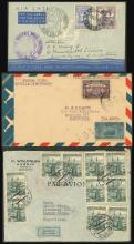 Guillermo Jalil - Philatino Auction # 2014 WORLDWIDE + ARGENTINA: Selection of good covers, postcards and more!
