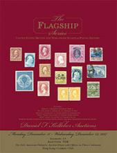 Daniel F. Kelleher Auctions Sale 709 US, British and Worldwide Stamps and Postal History