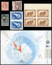 Guillermo Jalil - Philatino Auction #1805-  ARGENTINA: