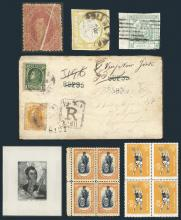 Guillermo Jalil - Philatino  Auction #1834 WORLDWIDE + ARGENTINA: General Winter auction