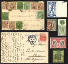 Guillermo Jalil - Philatino Auction #1924 WORLDWIDE + ARGENTINA: General June auction