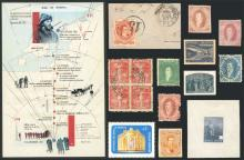 Guillermo Jalil - Philatino Auction #1927 ARGENTINA: