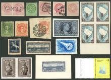 Guillermo Jalil - Philatino Auction #1936 ARGENTINA: General auction with many