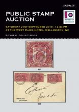Mowbray Collectables ​Public Stamp Auction #35