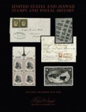 Robert A. Siegel International Sale 1230 U.S. and Hawaii Stamps and Postal History