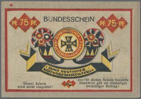 Auktionshaus Christoph Gärtner GmbH & Co. KG Sale #47 Banknotes Worldwide & Germany, Numismatics