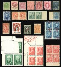 Guillermo Jalil - Philatino Auction #1947 ARGENTINA: great auction with very interesting lots