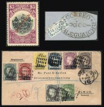 Guillermo Jalil - Philatino Auction #1949  WORLDWIDE + ARGENTINA: End-of-year general auction