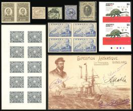 Guillermo Jalil - Philatino Auction # 2031 WORLDWIDE + ARGENTINA: General July auction