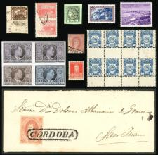 Guillermo Jalil - Philatino Auction # 2037 ARGENTINA: Special September auction