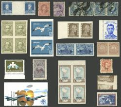 Guillermo Jalil - Philatino Auction # 2047 ARGENTINA: