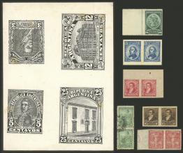 Guillermo Jalil - Philatino Auction # 2107 ARGENTINA: Special March auction