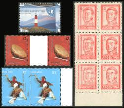Guillermo Jalil - Philatino Auction # 2108 ARGENTINA: Second special March auction