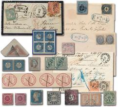 Postiljonen AB International Spring Auction #227