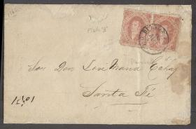 Antonio Torres Auction #45: Worldwide Spring postal history