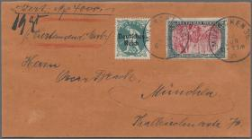 Auktionshaus Christoph Gärtner GmbH & Co. KG Sale #44 Germany, Picture Post cards