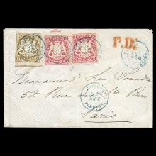 BOULE-MC Philately & Postal History of the world