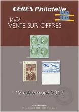 Ceres Philatelie Auction #163