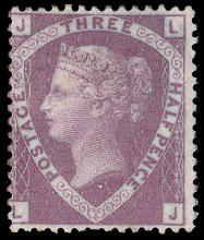 COLONIAL STAMP CO. Auction #123 - Specialized British Empire Public Auction