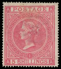COLONIAL STAMP CO. Auction #125 - Specialized British Empire Public Auction
