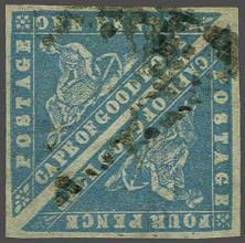 Corinphila Auction AG Cape of Good Hope 1853-1903 – The 'BESANÇON' Collection (Part I), , SCHWEIZ & LIECHTENSTEIN, Europe & Overseas